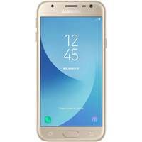 Samsung Galaxy J3 (2017) (16GB Gold) at £50.00 on goodybag 4GB with UNLIMITED mins; UNLIMITED texts; 4000MB of 4G data. £17.91 a