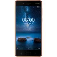 Nokia 8 (64GB Polished Copper)