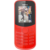 Nokia 130 (2017) (Red)