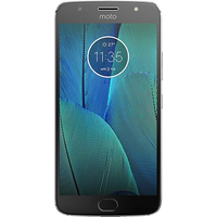 Moto G5S Plus (32GB Lunar Grey) on Red Entertainment (24 Month(s) contract) with UNLIMITED mins; UNLIMITED texts; 8000MB of 4G data. £36.00 a month (Consumer Upgrade Price).