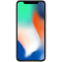 Apple iPhone X (64GB Silver Used Grade A)