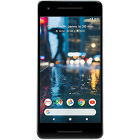 Google Pixel 2 (128GB Clearly White) at £69.99 on Red Entertainment (24 Month(s) contract) with UNLIMITED mins; UNLIMITED texts; 42000MB of 4G data. £50.00 a month (Consumer Upgrade Price).