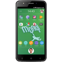 Monqi Kids Smartphone (8GB Black)