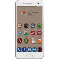 ZTE Blade V8 Dual SIM (32GB Rose Gold)