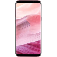 Samsung Galaxy S8 (64GB Rose Pink) at £100.00 on goodybag 3GB with UNLIMITED mins; UNLIMITED texts; 3000MB of 4G data. £32.29 a