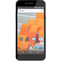 Wileyfox Spark+ Dual SIM with Add-X (16GB Black)