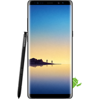 Samsung Galaxy Note 8 (64GB Midnight Black) at £849.00 on SIM Only 20GB (1 Month contract) with 5000 mins; UNLIMITED texts; 20000MB of 4G data. £25.00 a month.