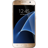 Samsung Galaxy S7 (32GB Gold Platinum Pre-Owned Grade B) at £100.00 on No contract £15.70 a month.