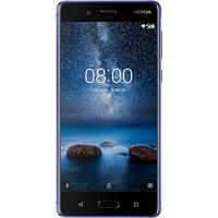 Nokia 8 (128GB Glossy Blue)