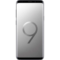 Samsung Galaxy S9 (64GB Titanium Grey) at £99.99 on Essential 30GB (24 Month(s) contract) with UNLIMITED mins; UNLIMITED texts; 30000MB of 4G Double-Speed data. £33.00 a month.