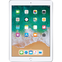 "Apple iPad 9.7"" (2018) 128GB Silver"