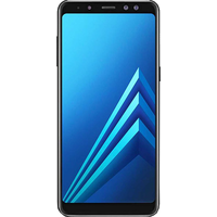 Samsung Galaxy A8 (32GB Black) at £100.00 on goodybag 20GB with UNLIMITED mins; UNLIMITED texts; 20000MB of 4G data. £45.74 a mo