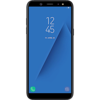 Samsung Galaxy A6 (32GB Black) at £25.00 on goodybag 4GB with UNLIMITED mins; UNLIMITED texts; 4000MB of 4G data. £56.80 a month