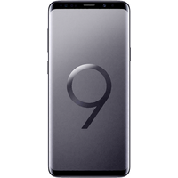 Samsung Galaxy S9 Plus (64GB Midnight Black)