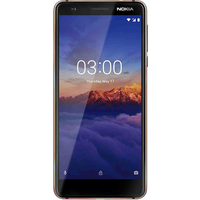 Nokia 3.1 Dual SIM (16GB Blue) at £25.00 on goodybag Always On with UNLIMITED mins; UNLIMITED texts; UNLIMITEDMB of 4G data. £31