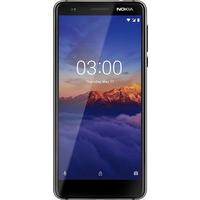 Nokia 3.1 Dual SIM (16GB Black)