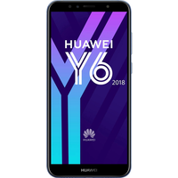 Huawei Y6 (2018) Dual SIM (16GB Blue Refurbished Grade A)
