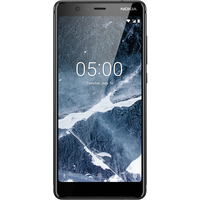 Nokia 5.1 (16GB Black) on Red Extra (24 Month(s) contract) with UNLIMITED mins; UNLIMITED texts; 5000MB of 4G data. £24.00 a month.