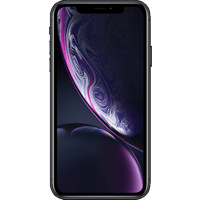 Apple iPhone XR (256GB Black)