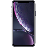 Apple iPhone XR (256GB Black Pre-Owned Grade C) at £200.00 on No contract £22.79 a month.