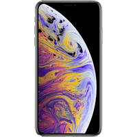 Apple iPhone XS Max (256GB Silver) at £200.00 on goodybag Always On with UNLIMITED mins; UNLIMITED texts; UNLIMITEDMB of 4G data