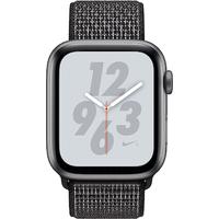 Apple Watch Series 4 Nike+ 44mm (GPS) Space Grey Aluminium Case with Black Nike Sport Loop