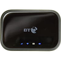 Mobile from BT 4G Mini Hub (Black)