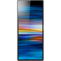 Sony Xperia 10 Plus (64GB Black) at £25.00 on goodybag 40GB with UNLIMITED mins; UNLIMITED texts; 40000MB of 4G data. £31.12 a m