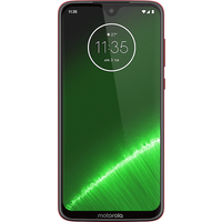 Moto G 7 Plus (64GB Red)