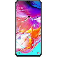 Samsung Galaxy A70 Dual Sim (128GB Black Refurbished Grade A)