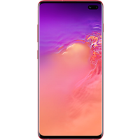 Samsung Galaxy S10 Plus (128GB Cardinal Red)