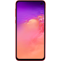 Samsung Galaxy S10e (128GB Cardinal Red)