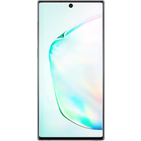 Samsung Galaxy Note 10 (256GB Aura Glow) at £200.00 on goodybag 15GB with UNLIMITED mins; UNLIMITED texts; 15000MB of 4G data. £