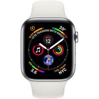 Apple Watch Series 5 40mm (GPS+Cellular) (Silver Aluminium)