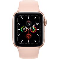 Apple Watch Series 5 44mm (GPS+Cellular) (Gold)