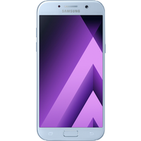 Samsung Galaxy A5 2017 (32GB Blue Mist Pre-Owned Grade C) at £25.00 on No contract £6.66 a month.