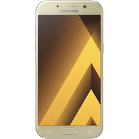 Samsung Galaxy A5 2017 (32GB Golden Sand Pre-Owned Grade B) at £100.00 on No contract £7.29 a month.
