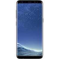 Samsung Galaxy S8 (64GB Midnight Black Refurbished Grade C)