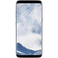 Samsung Galaxy S8 (64GB Arctic Silver Refurbished Grade A)