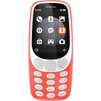 Nokia 3310 (2017) 2G (Warm Red)