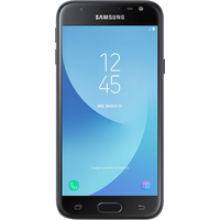 Samsung Galaxy J3 (2017) (16GB Black Refurbished Grade A)