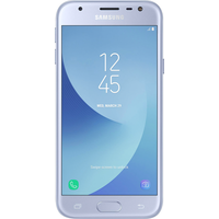 Samsung Galaxy J3 (2017) (16GB Blue Refurbished Grade A) at £25.00 on goodybag 8GB with UNLIMITED mins; UNLIMITED texts; 8000MB