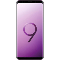 Samsung Galaxy S9 (64GB Lilac Purple Pre-Owned Grade A) at £200.00 on No contract £31.57 a month.