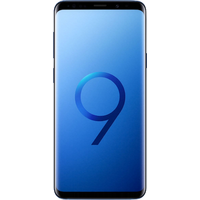 Samsung Galaxy S9 (64GB Coral Blue) at £25.00 on goodybag 4GB with UNLIMITED mins; UNLIMITED texts; 4000MB of 4G data. £40.50 a