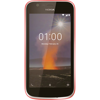 Nokia 1 Dual SIM (8GB Warm Red)