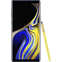 Samsung Galaxy Note9 (512GB Blue) at £279.99 on Red Extra (24 Month(s) contract) with UNLIMITED mins; UNLIMITED texts; 26000MB of 4G data. £62.00 a month.