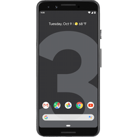 Google Pixel 3 (64GB Just Black Refurbished Grade A)