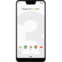 Google Pixel 3 (128GB Clearly White) at £200.00 on goodybag 8GB with UNLIMITED mins; UNLIMITED texts; 8000MB of 4G data. £46.72