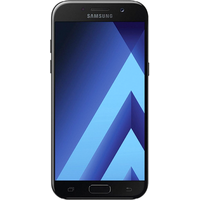 Samsung Galaxy A5 2017 (32GB Black Sky Pre-Owned Grade B) at £50.00 on No contract £6.41 a month.