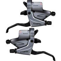 Shimano Claris R243 Brake & 8sp Gear Shifter Set